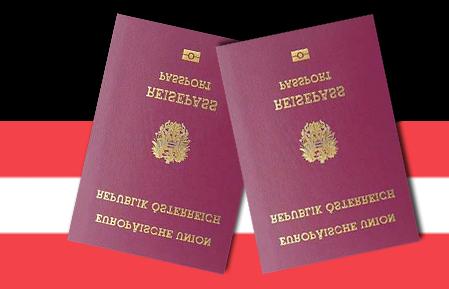 اخذ اقامت از طریق ازدواج در کشور اتریش