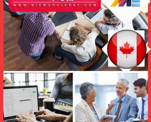 ویزای کار کانادا