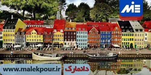سزمایه گذاری در دانمارک