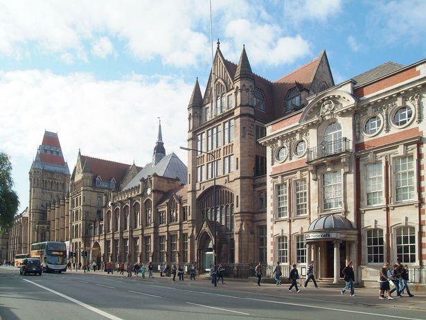 معرفی دانشگاه منچستر یکی از برترین دانشگاههای انگلستان