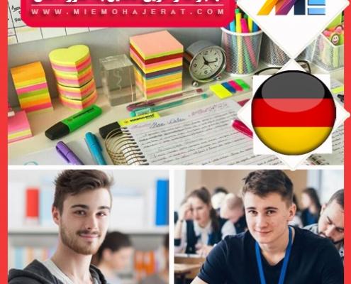 مهاجرت از طریق تحصیل به کشور آلمان