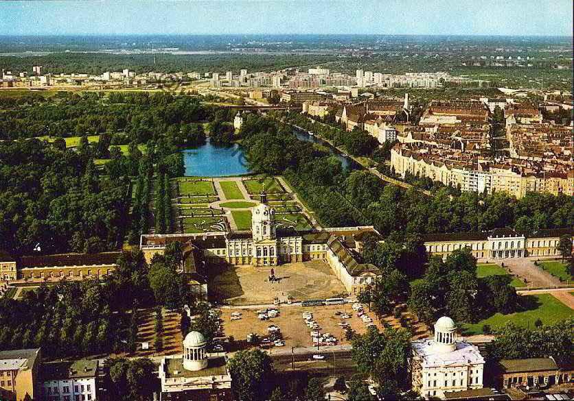 اقامت در برلین آلمان