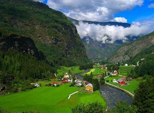 تولد در نروژ