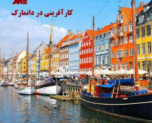 کارآفرینی در دانمارک