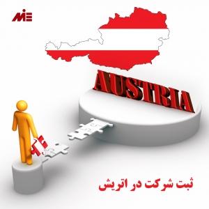 ثبت شرمت در اتریش