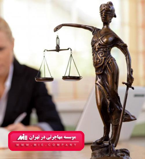 موسسه مهاجرتی در تهران