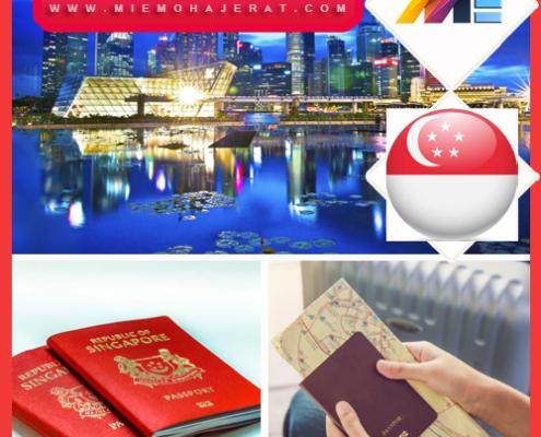 پاسپورت سنگاپور