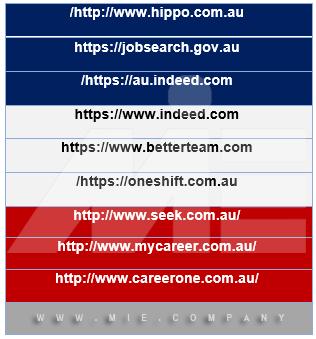 سایت های کاریابی استرالیا