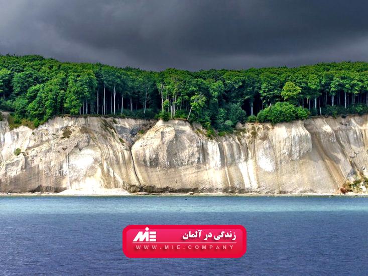 صخره های روگن