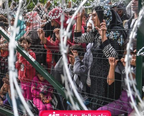 مهاجرت قاچاقی به اتریش