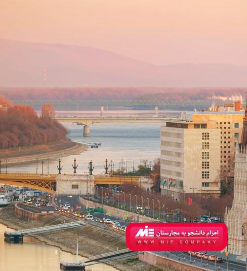 اعزام دانشجو به مجارستان