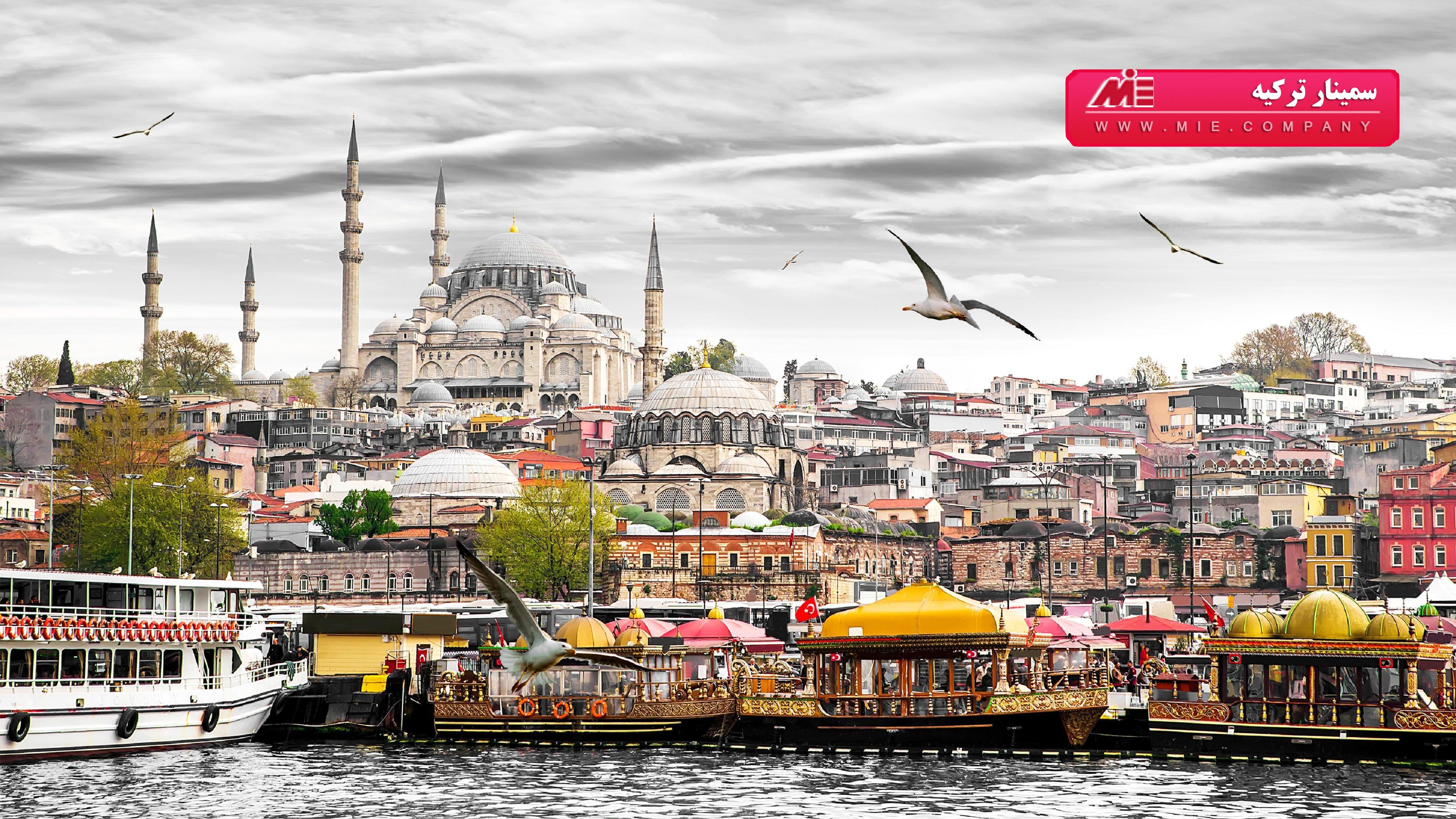 سمینار ترکیه