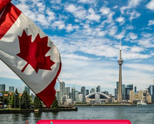 راهنمای ثبت نام آنلاین ویزای کانادا