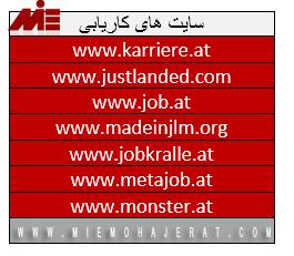 ویزای جستجوی کار اتریش