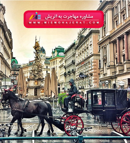 مشاوره مهاجرت به اتریش