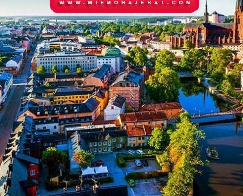 مشاوره مهاجرت به سوئد