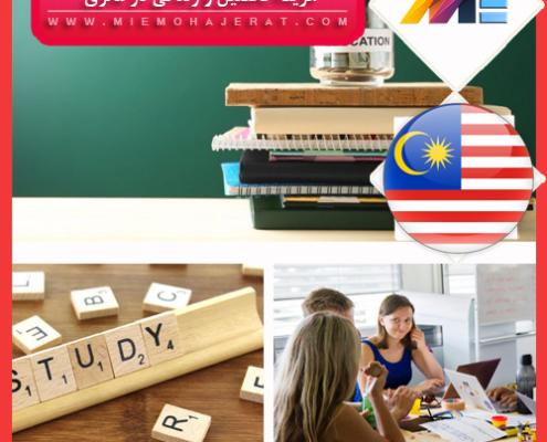هزینه تحصیل و زندگی در مالزی