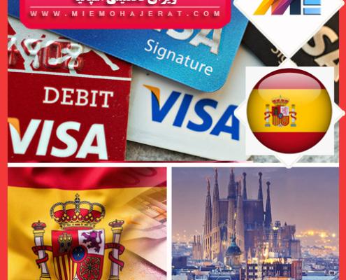 ویزای تحصیلی اسپانیا