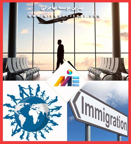 بهترین موسسه مهاجرتی